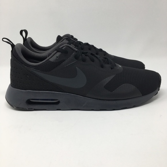 new arrival f055d 98022 NIKE AIR MAX TAVAS 705149 010 Black Anthracite